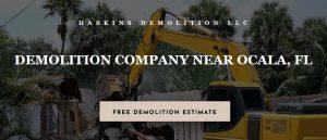 haskins demolition