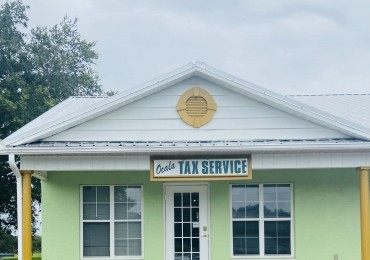 Notification of Fictitious Name for Ocala Tax Service