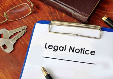 LEGAL NOTICE OF INTENT TO FILE A FICTITIOUS NAME, Siboni Law Group